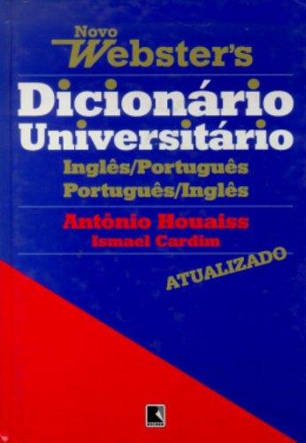 Dicionário Universitário Webster, livro de Antônio Houaiss