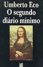 SEGUNDO DIÁRIO MÍNIMO, livro de Umberto Eco