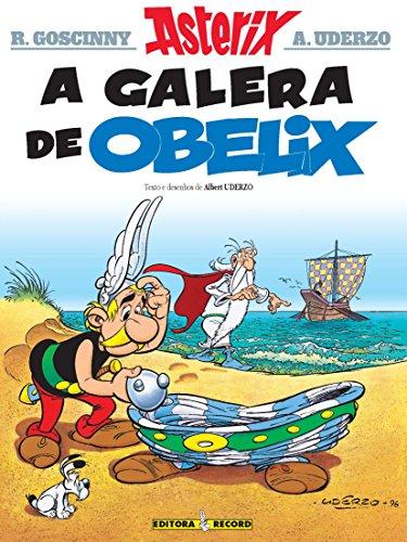 A galera de Obelix (Nº 30 - Remasterizado), livro de Albert Uderzo e René Goscinny