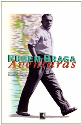 AVENTURAS, livro de Rubem Braga