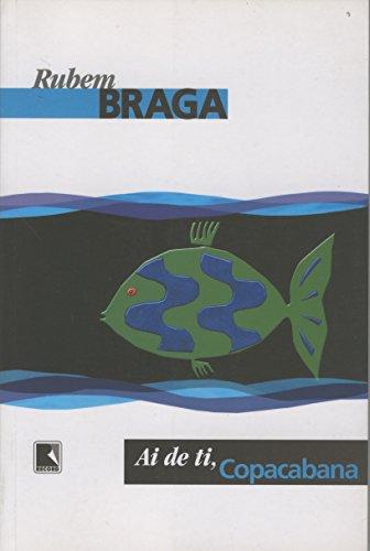 Ai de ti, Copacabana, livro de Rubem Braga