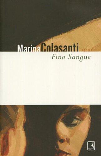 Fino Sangue, livro de Marina Colasanti