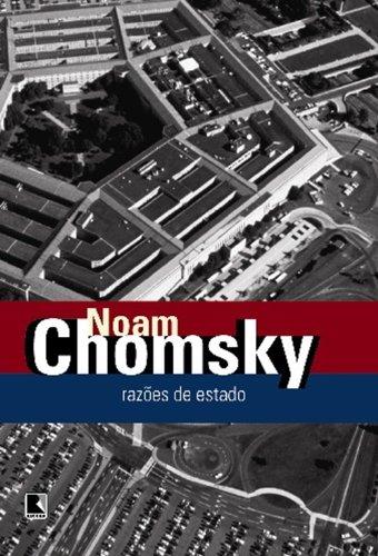 Razões De Estado, livro de Noam Chomsky