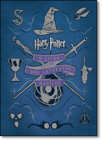 Harry Potter: O Livro dos Artefatos Mágicos, livro de Regiane Winarski