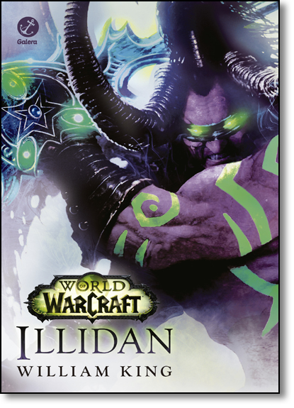 World of Warcraft: Illidan, livro de William King