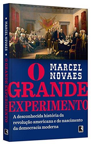 O Grande Experimento, livro de Marcel Novaes