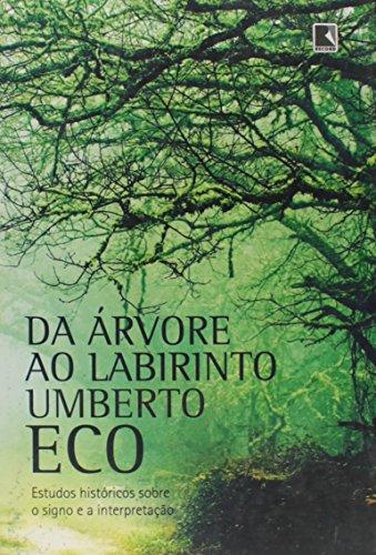 Da Arvore ao Labirinto, livro de Umberto Eco