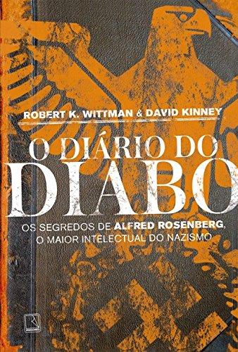 O Diário do Diabo, livro de Robert K. Wittman, David Kinney