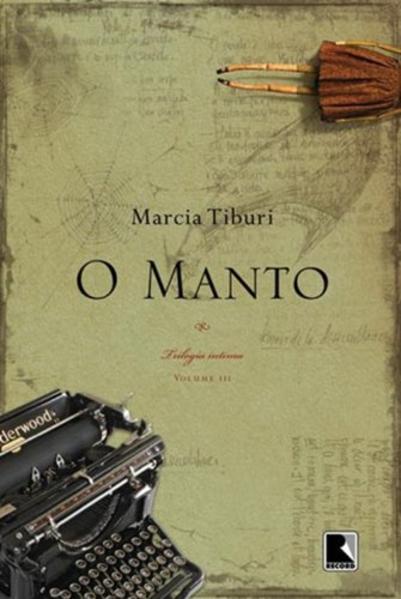 O Manto, livro de Marcia Tiburi
