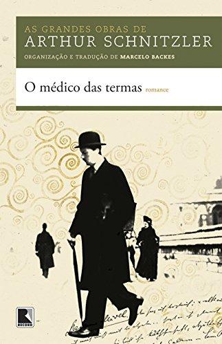 O médico das termas, livro de Arthur Schnitzler