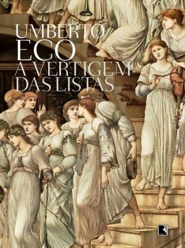 A vertigem das listas, livro de Umberto Eco