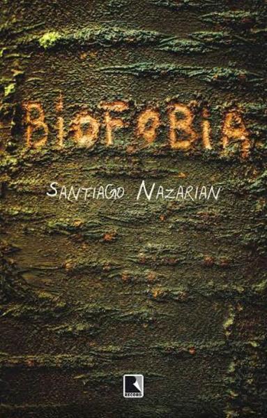 Biofobia, livro de Santiago Nazarian