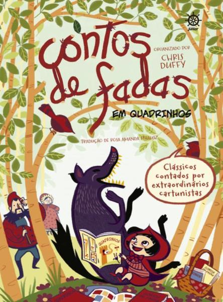 Contos de fadas em quadrinhos, livro de Chris Duffy