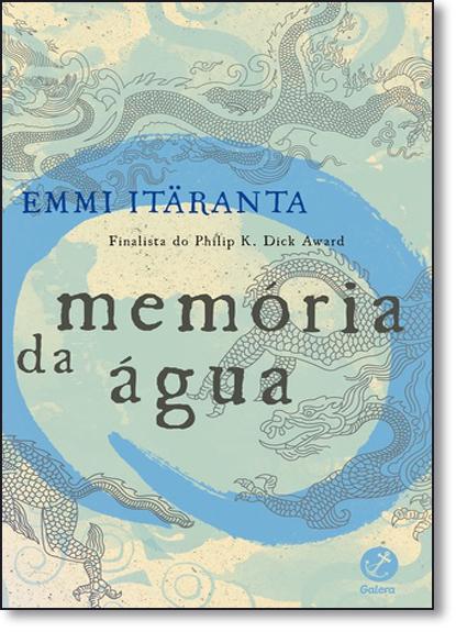 Memória da Água, livro de Emmi Itaranta