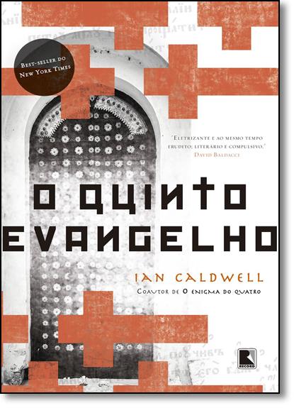 Quinto Evangelho, O, livro de Ian Caldwell