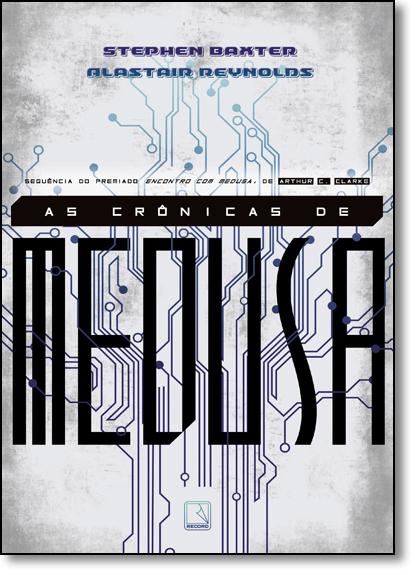 Crônicas de Medusa, As, livro de Alastair Reynolds