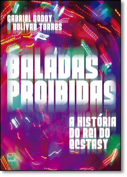 Baladas Proibidas, livro de Gabriel Godoy