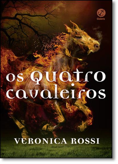 Quatro Cavaleiros, Os, livro de Veronica Rossi