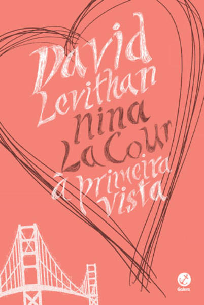 Primeira Vista, A, livro de David Levithan