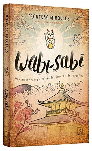 Wabi-sabi, livro de Francesc Miralles