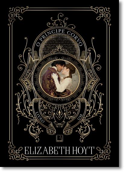 Príncipe Corvo, O, livro de Elizabeth Hoyt