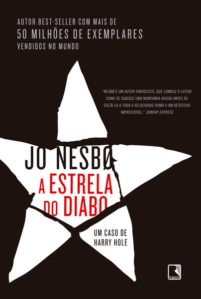 A estrela do diabo, livro de Jo Nesbø