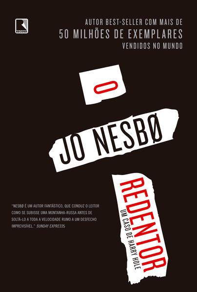 O redentor, livro de Jo Nesbø