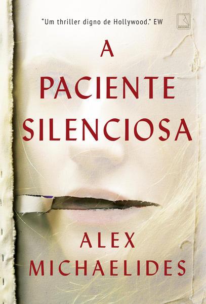 A paciente silenciosa, livro de Alex Michaelides