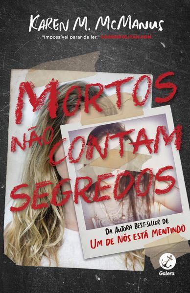 Mortos não contam segredos, livro de Karen M. McManus
