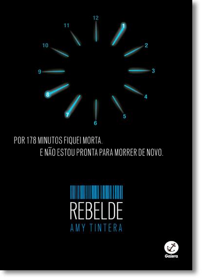 Rebelde - Vol.2 - Série Reboot, livro de Amy Tintera