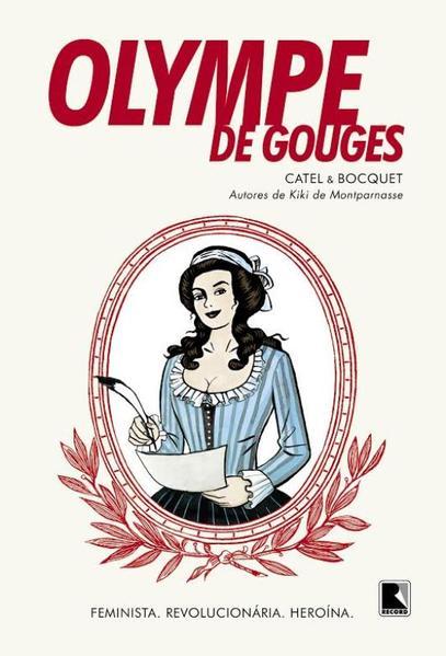 Olympe de Gouges, livro de Catel Muller