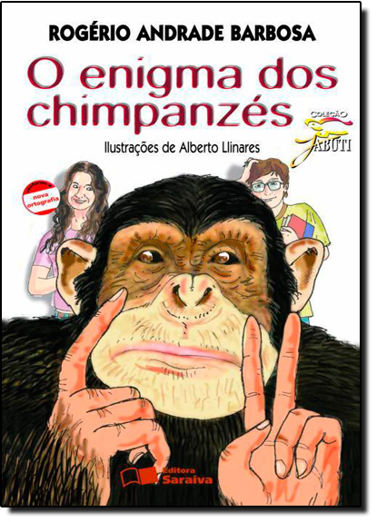 ENIGMA DOS CHIMPANZES,O, livro de Rui Barbosa