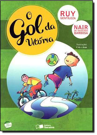 Gol da Vitoria, O, livro de Nair de Medeiros Barbosa