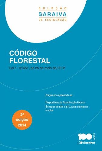 Código Florestal, livro de Editora Saraiva