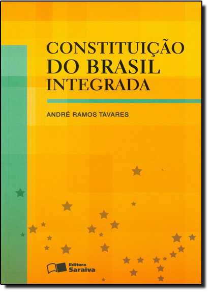 Constituição do Brasil Integrada, livro de André Ramos Tavares