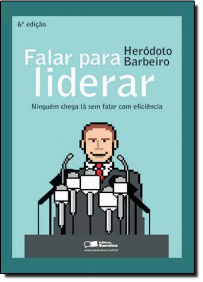 Falar para Liderar, livro de Mauro Vieira Maciel