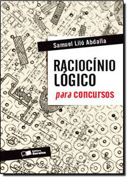 Raciocínio Lógico para Concursos, livro de Samuel Lilo Abdalla