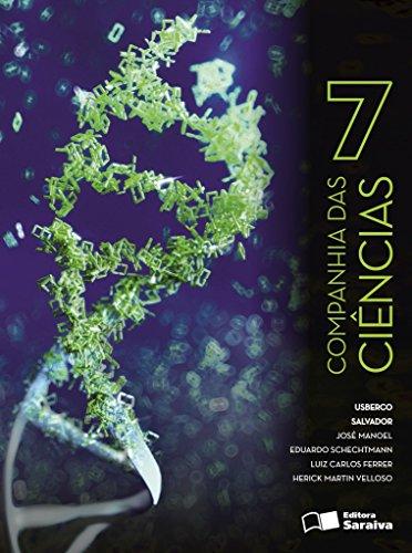 Companhia das Ciências - 7º ano, livro de João Usberco