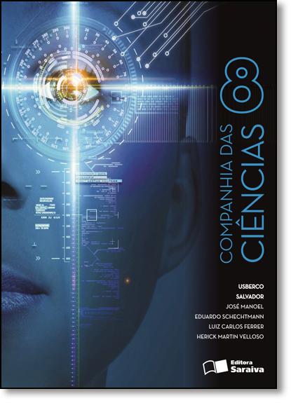Companhia das Ciências - 8º ano, livro de João Usberco