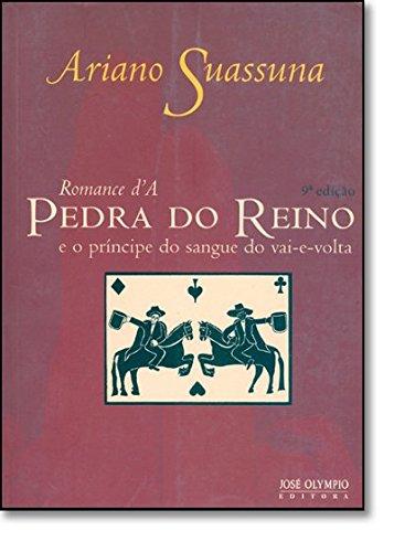 Romance da Pedra do Reino, livro de Ariano Suassuna