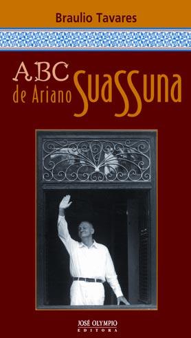 ABC de Ariano Suassuna, livro de Braulio Tavares