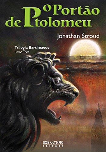 O Portão de Ptolomeu, livro de Jonathan Stroud
