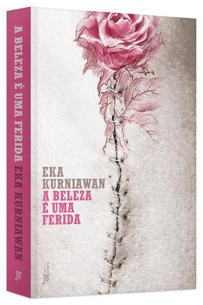 Beleza É uma Ferida, A, livro de Eka Kurniawan