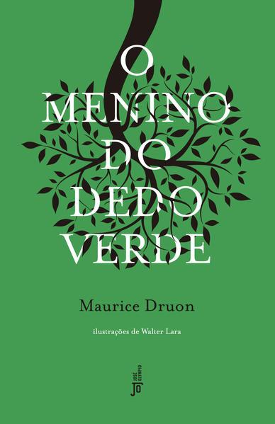 Menino do Dedo Verde, O, livro de Maurice Druon