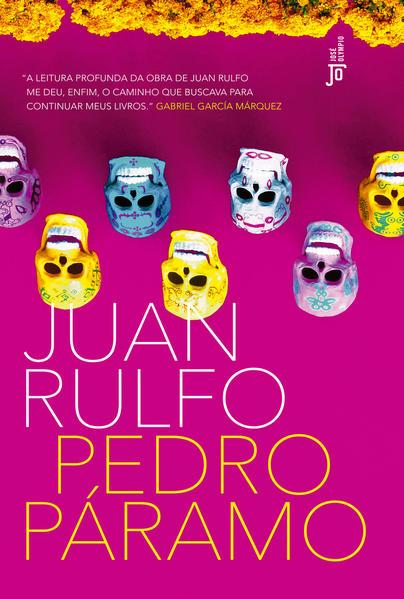 Pedro Páramo, livro de Juan Rulfo