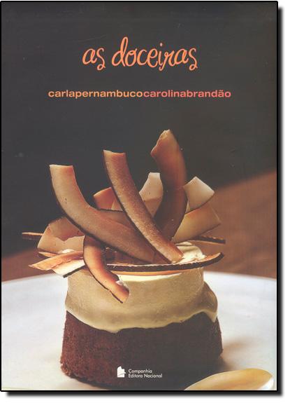 Doceiras, As, livro de PERNAMBUCO/ BRANDAO