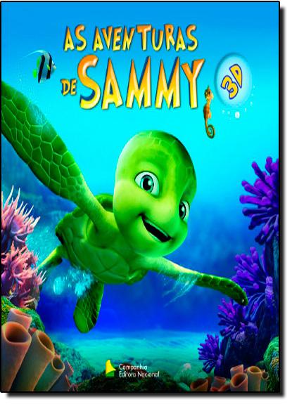 Aventuras de Sammy, As - 3D, livro de Gretel Eres Fernandes