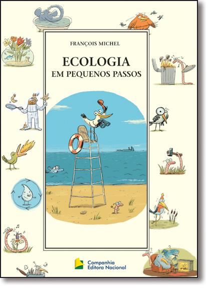 Ecologia em Pequenos Passos, A, livro de Michel Houellebecq