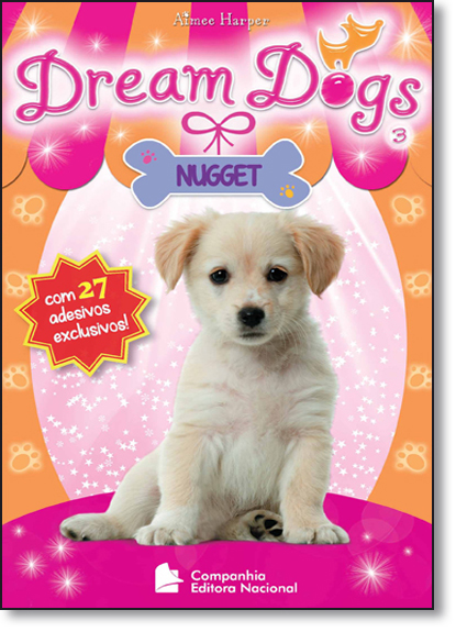 Dream Dogs Nugget, livro de Aimee Harper