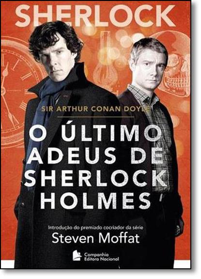 Último Adeus de Sherlock Holmes, O, livro de Arthur Conan Doyle